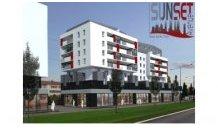 Appartements neufs Sunset Avenue éco-habitat à Dijon