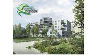 Appartements et maisons neuves Les Jardins de la Colombière éco-habitat à Dijon