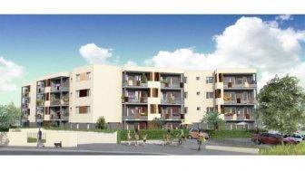 Appartements neufs Aux Portes des Vignes investissement loi Pinel à Perrigny-Lès-Dijon