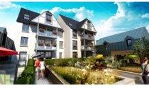 Appartements et maisons neuves Résidence du Bouloir investissement loi Pinel à Honfleur