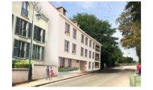 Appartements neufs Le Clos Charlevanne éco-habitat à Bougival