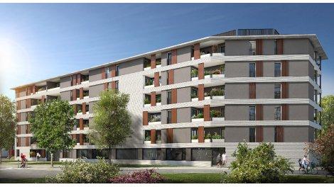 Appartement neuf Blagnac Andromède éco-habitat à Blagnac
