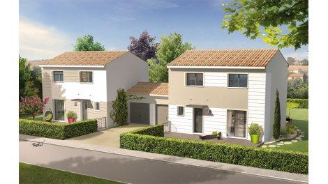 Appartements et villas neuves Leguevin- les Ailes du Sud éco-habitat à Léguevin