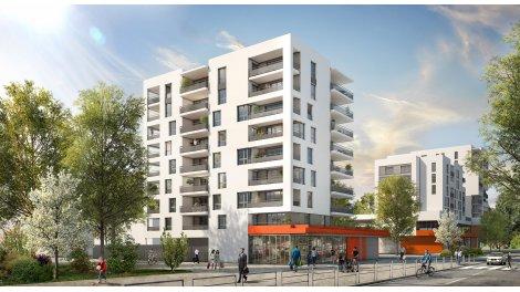 Appartement neuf La Riviera - Toulouse éco-habitat à Toulouse