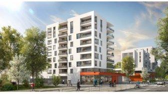 Appartements neufs La Riviera - Toulouse éco-habitat à Toulouse