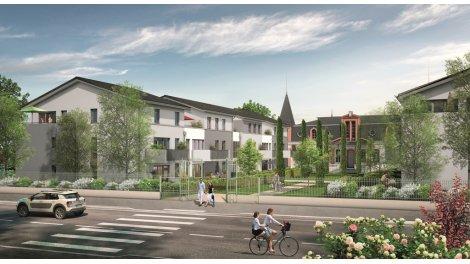 Appartement neuf Les Jardins de Castéli - Toulouse éco-habitat à Toulouse