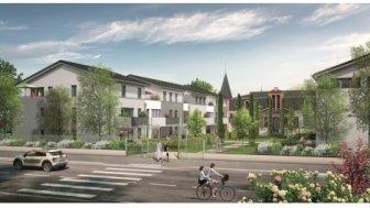 Appartements neufs Les Jardins de Castéli - Toulouse éco-habitat à Toulouse