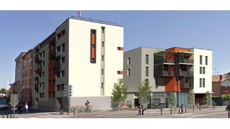 Appartements neufs Opalia éco-habitat à Toulouse