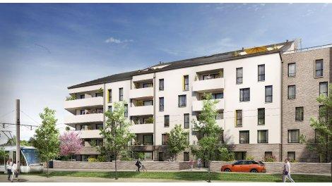 Appartement neuf Ô Garonne à Toulouse