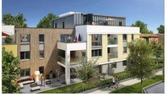 Appartements neufs Toulouse Colette à Toulouse