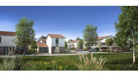 Appartement neuf Les Allées de Jade - Villate éco-habitat à Villate