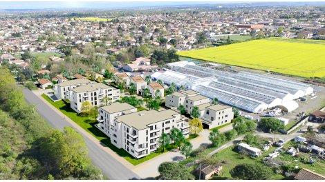 Appartement neuf Villeneuve - Rivéo Densus à Villeneuve-Tolosane