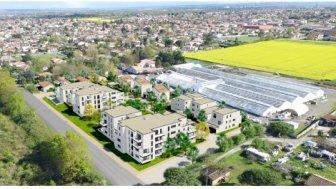 Appartements neufs Villeneuve - Rivéo Densus éco-habitat à Villeneuve-Tolosane